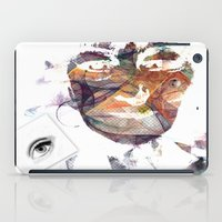 no face iPad Cases featuring Face by Laake-Photos