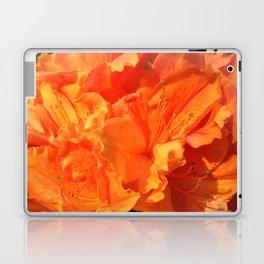 Orange Azaleas Laptop & iPad Skin