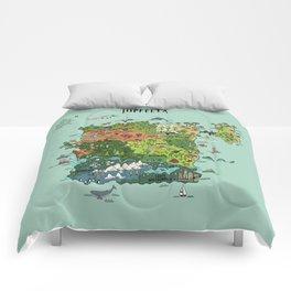 Jopfelia Comforters