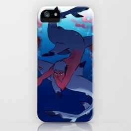 Ladykiller iPhone Case