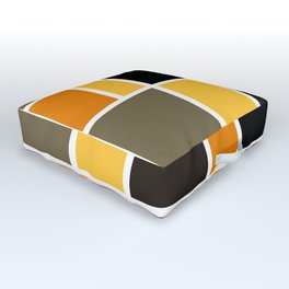 Mondrian #72 Outdoor Floor Cushion