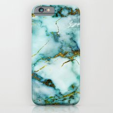 Marble Effect #1 iPhone 6s Slim Case