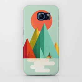 Little Geometric Tipi iPhone Case