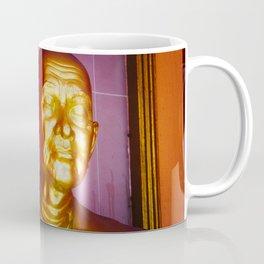 Statue in Ayutthaya Coffee Mug