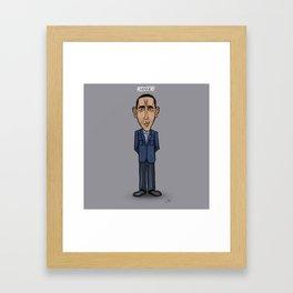 Change? Framed Art Print