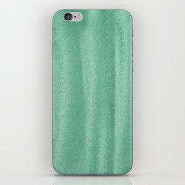 151208 18.Forest Green iPhone Skin