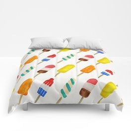 Popsicle Collection Comforters