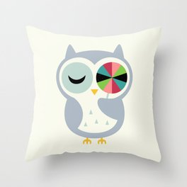 Sweet Holiday Wishes Throw Pillow