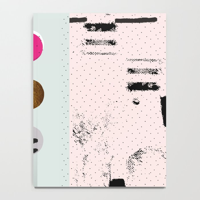 Pastel Hues Notebook