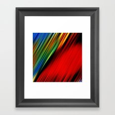 We're Hallucinating As Fast As We Can! Framed Art Print
