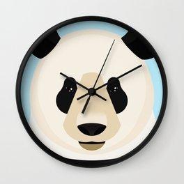 Giant panda Wall Clock