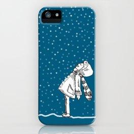 Snoweater iPhone Case