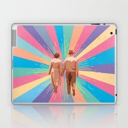 EMBASSY OF THE LIVING Laptop & iPad Skin