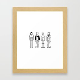 ABBA Framed Art Print