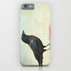 freedom  _ black crow iPhone 6s Slim Case