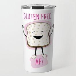 Gluten-Free Bread AF Travel Mug