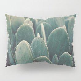 Green + Gold Pillow Sham