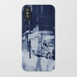WinterTime Wreka iPhone Case