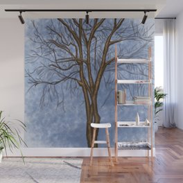The Twisted Tree Wall Mural