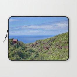 Little House on La Palma Laptop Sleeve