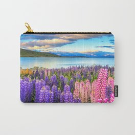 LUPINES FIESTA Carry-All Pouch