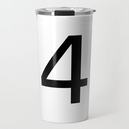 4 - Four Travel Mug