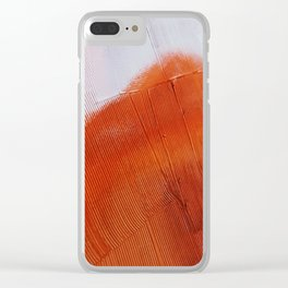 Snapshot Series #2: art through the lens of a disposable camera by Alyssa Hamilton Art Clear iPhone Case