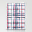4th of July Skinny Gingham by annelafollette