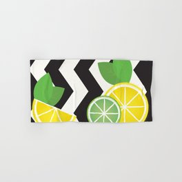 Simply the Zest Hand & Bath Towel
