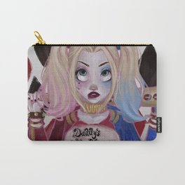 Harley Quinn Suicide Squad Carry-All Pouch