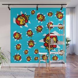I´m Invincible Wall Mural
