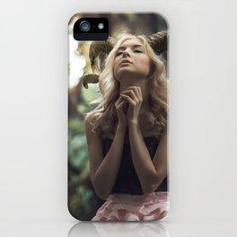 safe haven iPhone Case