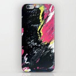 River of Black iPhone Skin