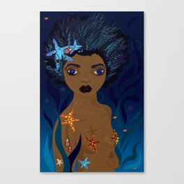 South Caicos, Turks & Caicos Islands Canvas Print