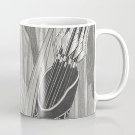 Elf Archer Coffee Mug
