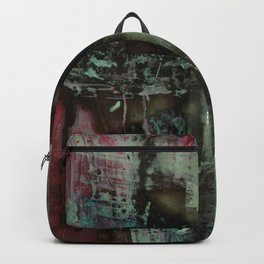 garnet black Backpack