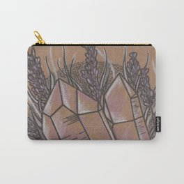 Crystal Healing Carry-All Pouch