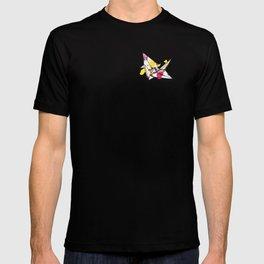 Origami Crane Explosion T-shirt