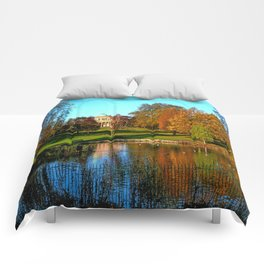 Colourful Pittville Comforters