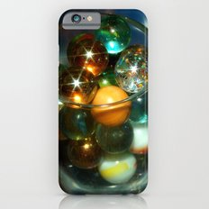 Marbles in Glass Slim Case iPhone 6s