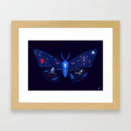 Vinum Ressurectionis Framed Art Print