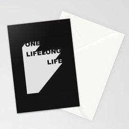 Lifelong life Stationery Cards
