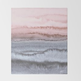 WITHIN THE TIDES - SCANDI LOVE Throw Blanket