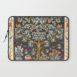 "William Morris ""Tree of life"" 1. Laptop Sleeve"