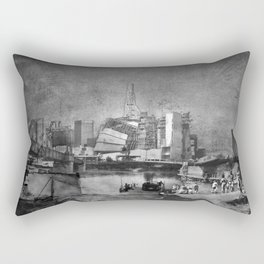 Rivercrossing Rectangular Pillow