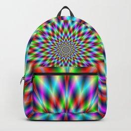 Star Exploding Backpack