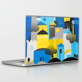 Magic Town Laptop & iPad Skin