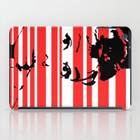 audrey iPad Cases featuring Audrey by Heaven7