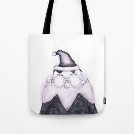 Saint Claus Tote Bag