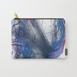 Unwelcome Gaze – Facebook 10 Carry-All Pouch